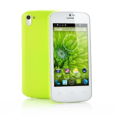 4 Inch Slim Android 4.2 Phone - Zinnia (G)