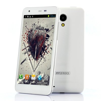 Quad Core Android Budget Phone - Corvus (W)