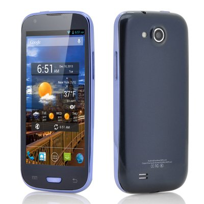 Budget Quad Core Android Phone - Electron