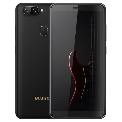 Bluboo D6 Android Black Smartphone
