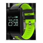 DM68PLUS Health Tracker Smart Bracelet Green