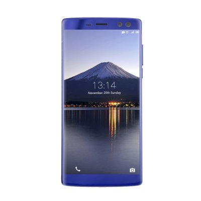 DOOGEE BL12000 PRO Blue Smart Phone