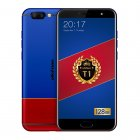 Original ULEFONE T1 Smartphone - Red And Blue