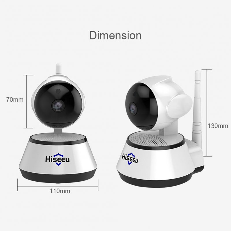 Home Security IP Camera Wireless UK Plug