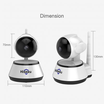 Home Security Smart WiFi Camera US Plug