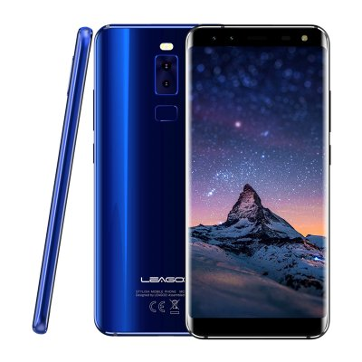 Leagoo S8 Smart Phone Blue