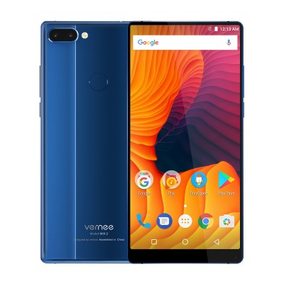 Mix 2  Smart Mobile Phone Blue