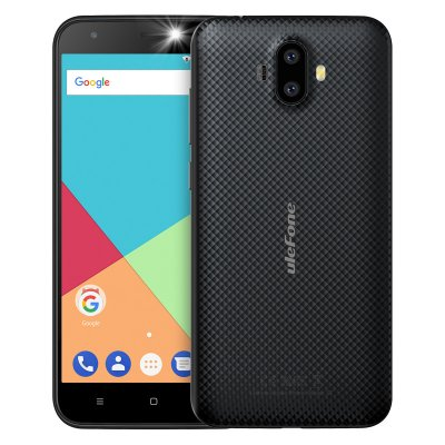 ULEFONE S7 Smart Phone Black