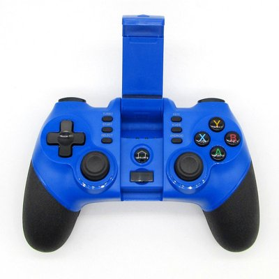X6 Wireless Bluetooth Game Controller (Blue)