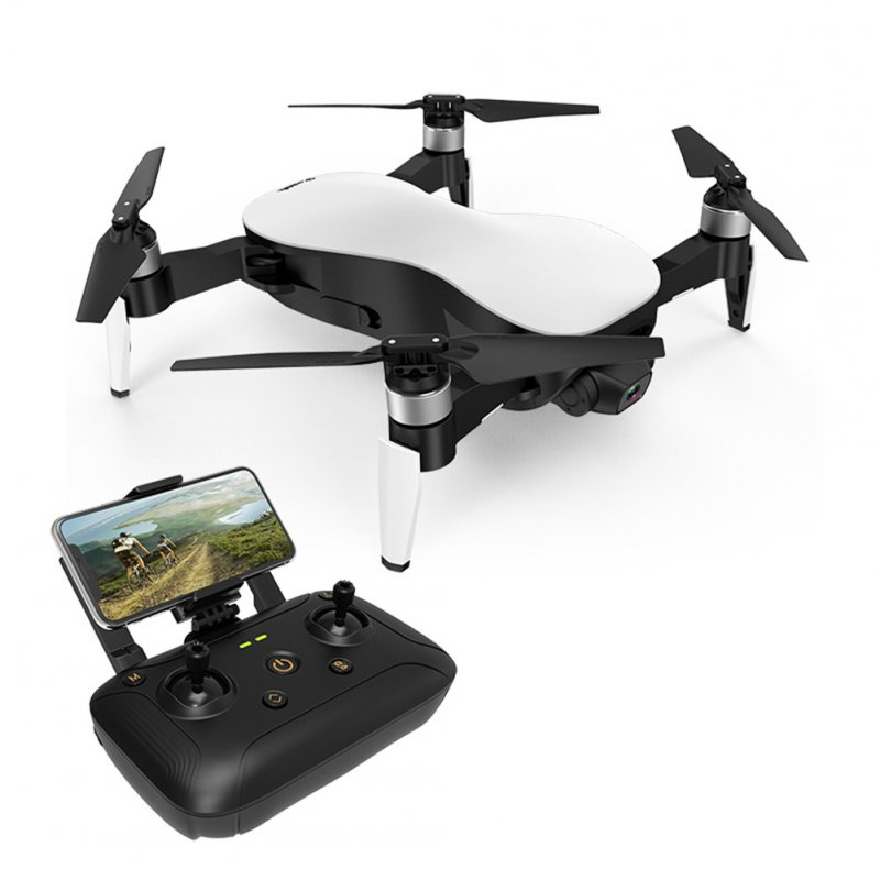C-FLY Faith 5G WIFI 1.2KM FPV GPS with 4K HD Camera 3-Axis Stable Gimbal 25 Mins Flight Time RC Drone Quadcopter RTF VS X12 4K white_With box