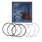 C103 Classical Guitar Strings Set Nylon Copper Alloy Wire Medium Tension Stable Elasticity Musical Instrument Replacement Part