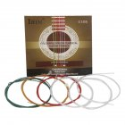 C105 Classical Guitar Strings Colorful Nylon Metal Wires Standard Tension Musical Instrument Replacement Part