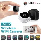 C9-DV WIFI HD 1080P Mini Wireless Camera Security Camcorder with Night Vision black