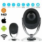 C93S Wifi IP Camera 1080P Night Vision Audio Motion Detection Smart Home Webcam Video Monitor English US plug