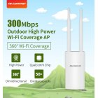COMFAST CF EW71 Outdoor Weatherproof 27dbm Wireless Wifi Router AP Repeater 2 4G External Antenna Wifi Base Station US plug