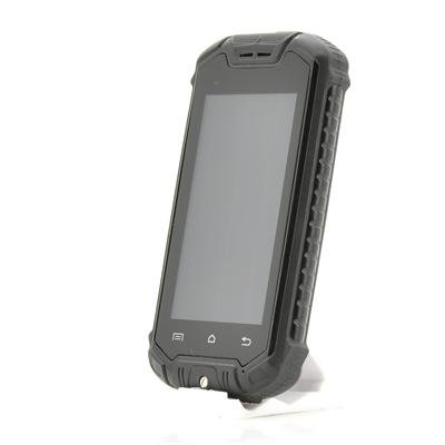 Mini Nano Rugged Mobile Phone (Black)
