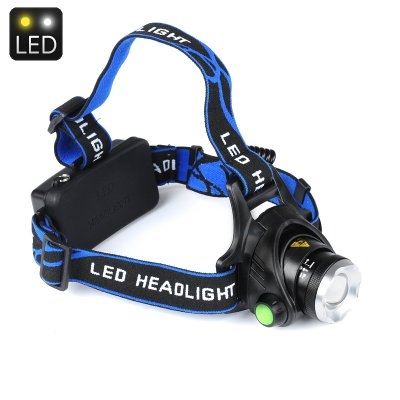 1200 Lumen CREE T6 Head Lamp
