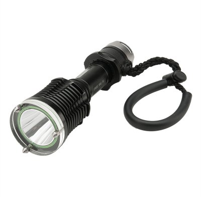 CREE XM-L T6 LED Diving Flashlight