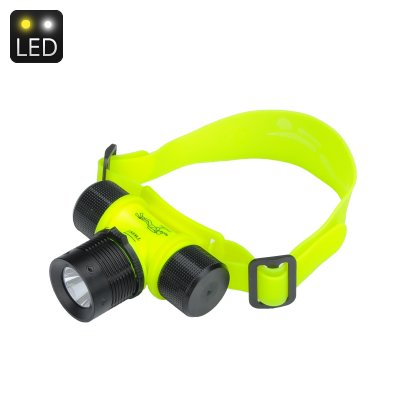 CREE XM-L T6 LED Diving Head Lamp