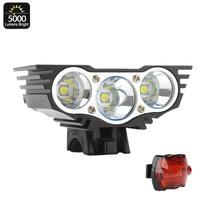 CREE XM-L U2 Bike Light Kit