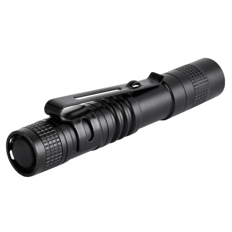 CREE XPE Clip Mini LED Flashlight Torch