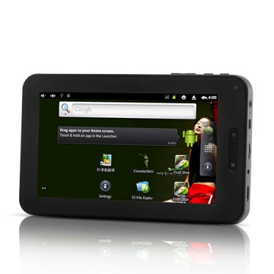 Ingenium 7 Inch Android 2.3 Tablet