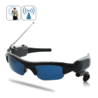 CVCT J74  Communicate in style with these walkie talkie sunglasses  Featuring multiple channel support  a long 500 meter operational range  and a built in