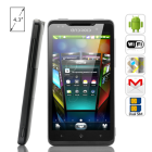CVDQ M251  Say hello to the Astrum Android 2 3 Smartphone with a stunning 4 3 inch HD touchscreen  a large  eye pleasing Android smartphone