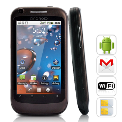 Cocoa Dual SIM Android Phone