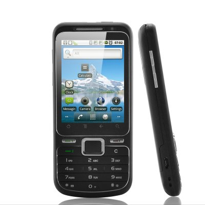 Halcyon Android 2.2 Smartphone