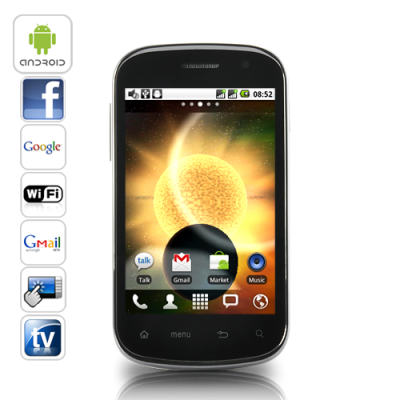 Impulse XT Dual SIM Android Phone