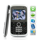 CVFD M210  Enter the Triplexor  a unique triple SIM Quadband mobile phone with the ultimate power of QWERTY