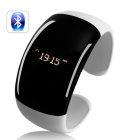 CVFM B42  Stylish ladies Bluetooth vibrating bracelet which vibrates on calls and distance from your cell phone whilst also displaying the time and caller IDs