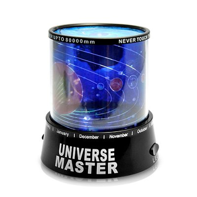 Universe Master Color LED Projector