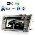 CVFY C109  If performance matters most and money is no object then we invite you to complete your Toyota Camry with The Toyota Camry Emperor car DVD player