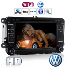 CVFY C125  If performance matters most and money is no object then we invite you to complete your Volkswagen with The Volkswagen Emperor 2DIN car DVD player