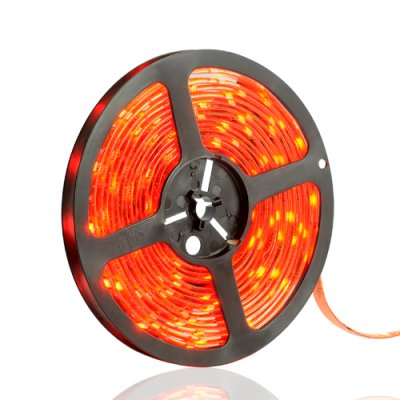 Flexible LED Light Strip - Red