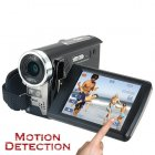 CVGT DV18 N1  Stylish HD camcorder with motion detection and a 3 inch LCD touch screen