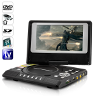 CVIB E147 N1  portable multimedia  7 inch DVD player  comes with everything you need to stay entertained during those long road trips or cross country flights