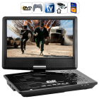 CVIB E149 2GEN  a clear 10 Inch 16 9 display  perfect for watching DVDs on  USB and SD card ports for quickly accessing your movies  photos and music