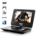 CVIB E179  The Portable Multimedia DVD Player with 9 Inch Widescreen Copy Function lets you enjoy audio and video entertainment your way  DVD player  Analog TV