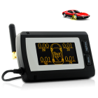 CVID A100  Wireless Tire Pressure Monitoring System   pre emptively detect problems with your tires with the number 1 vehicle safety device  This TPMS