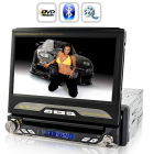 CVIR C108  The ultimate 1DIN Car DVD Player is a centralized solution for your entertainment needs  The Auto DVD turns your car into entertainment powerhouse