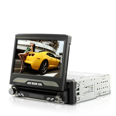 King Viper GPS Lite In Dash Car DVD