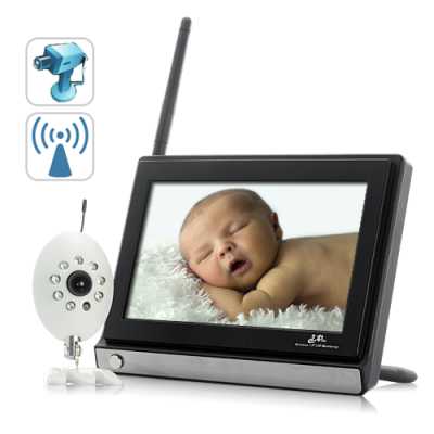 Monitor Buddy Baby Monitor with LCD