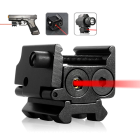 CVKW G336  This is a professional precision red laser sight with a convenient weaver rail for multi mount use  light weight  compact and highly functional