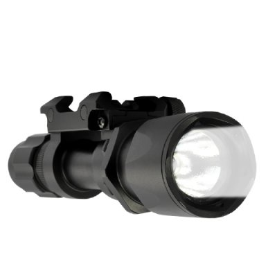 Tactical Cree LED Flashlight 200 Lumens