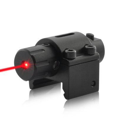 laser gun sight