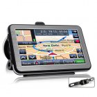 CVLA CS39 2GEN 5 Inch Touchscreen GPS Navigator with Wireless Navigator Rear View Camera  A top notch touchscreen GPS navigator that comes with a colorful menu