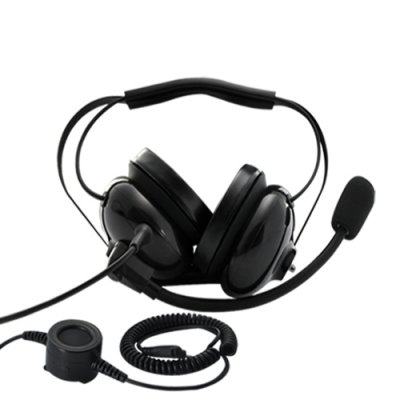 Heavy Duty Headset for Motorola
